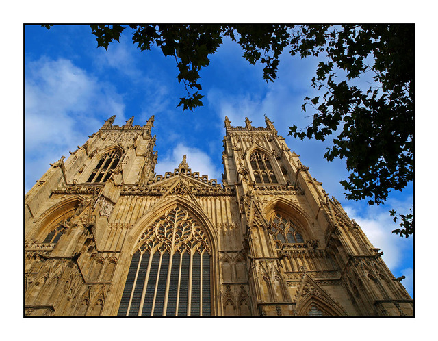 York Minster 3 England and Wales