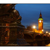 Fish and Big Ben - England and Wales