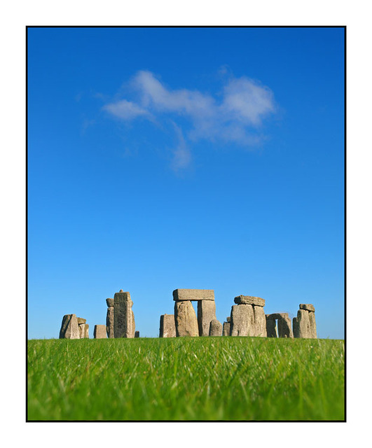 Stone Henge 2 England and Wales