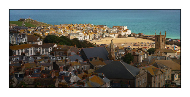 St Ives Panorama Brtiain and Ireland Panoramas