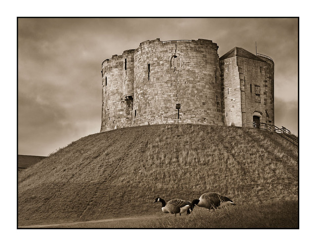 Cliffords Tower England and Wales