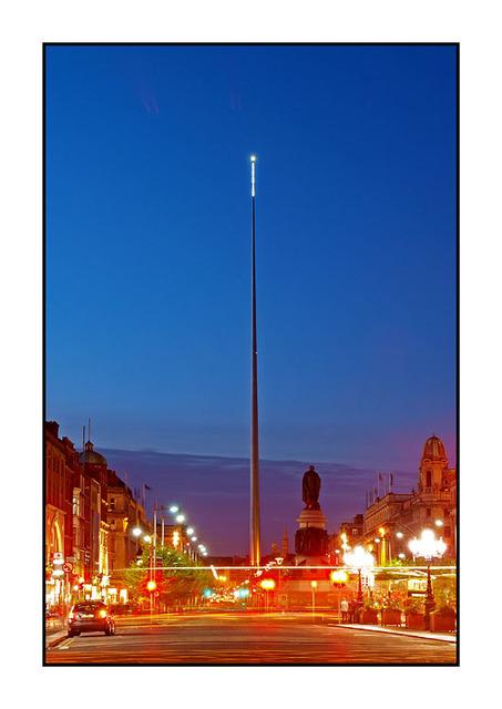 Dublin Spire Ireland