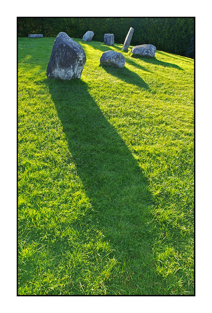 Kenmare Stone Shadows Ireland