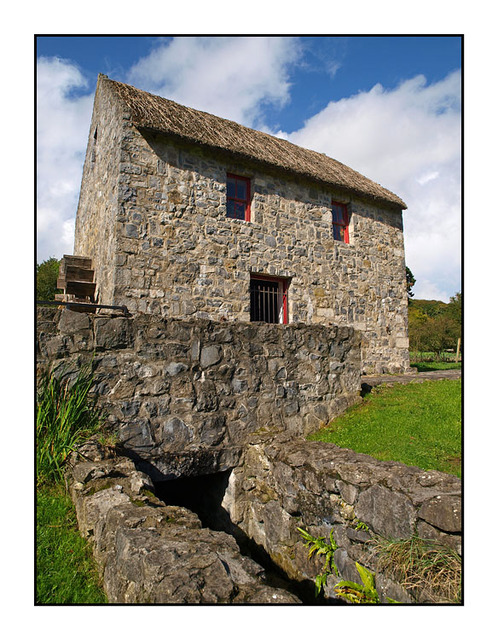 Bunratty Watermill Ireland
