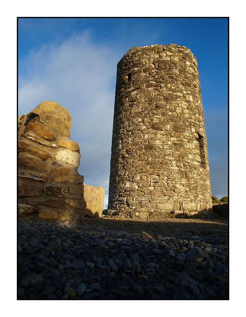 Drumcliff Round Tower Ireland
