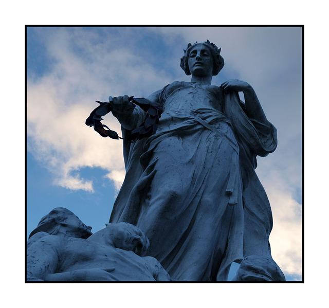 Titanic Monument Belfast Ireland
