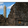 Glendalough Tower - Ireland
