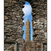 Glendalough Tower Window - Ireland