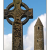 Glendalough Cross - Ireland