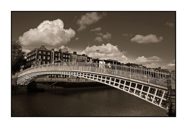HaPenny Bridge Ireland