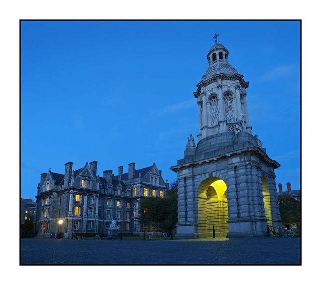 Trinity College Campanile Ireland