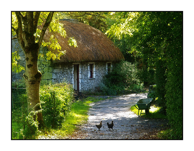 Bunratty Folk Park Ireland