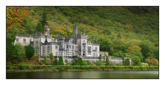 -Kylemore Abbey  Ireland