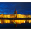 Dublin Custom House Liffey - Ireland