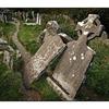 -Glendalough Graveyard - Ireland