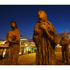 Dublin Famine Statues - Ireland