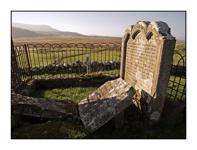 Skye Cemetery Scotland
