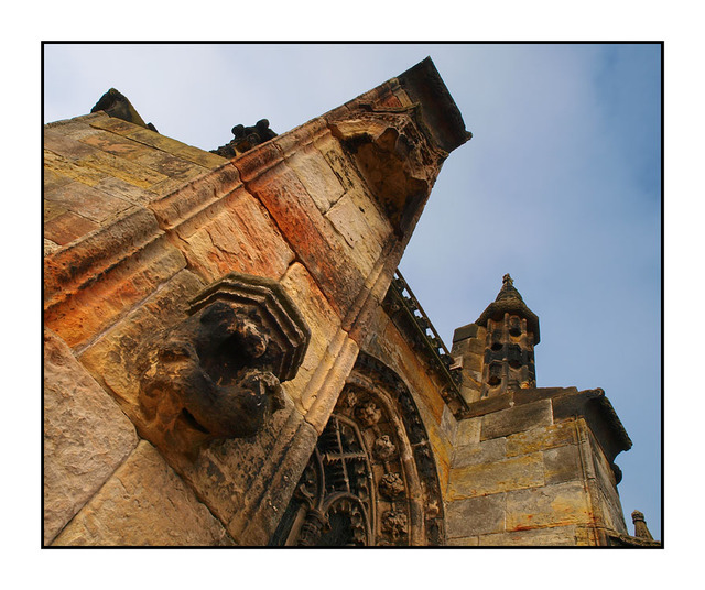 Rosslyn Chapel 7 Scotland
