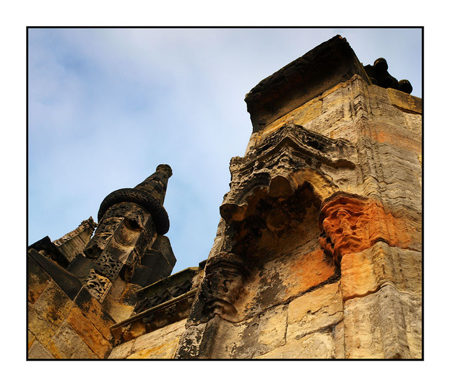 Rosslyn Chapel 6 Scotland