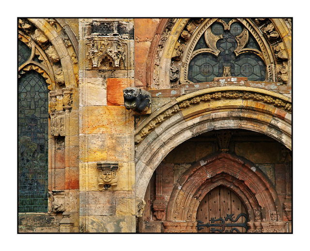 Rosslyn Chapel 9 Scotland