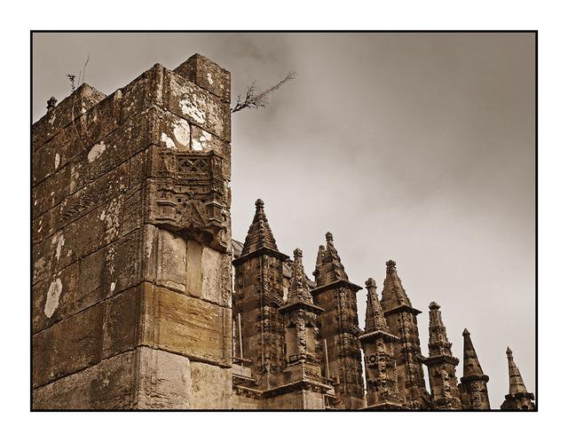 Rosslyn Chapel 3 Scotland