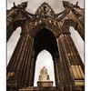 WalterScot Monument 2 Sepia - Scotland