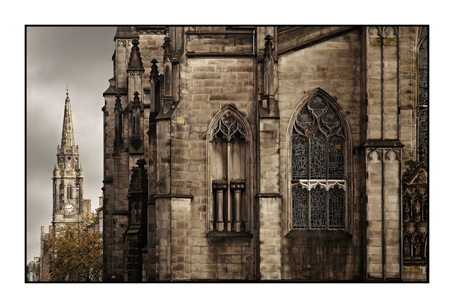 Edinburgh Churches Scotland