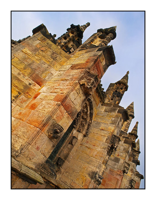 Rosslyn Chapel 5 Scotland