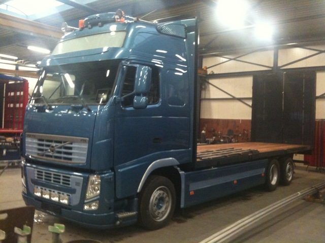 volvo early 2011
