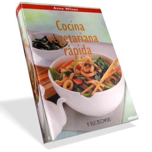 Cocina vegetariana r pida libro for Libro cocina vegetariana