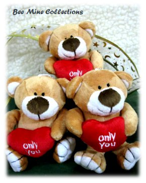 3 Only You Bears Bouquet-175.000 -