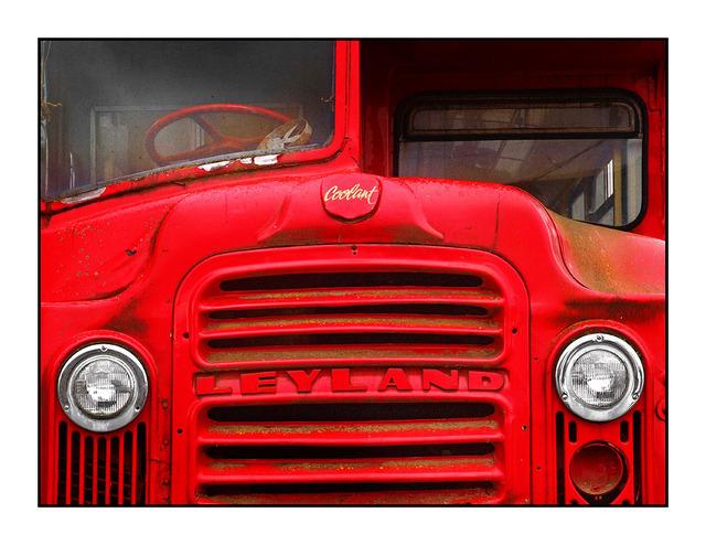 Leyland DoubleDecker Automobile