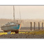 Boat before Sundown - Comox Valley