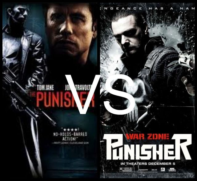 The Punisher Movie 1989 Battle Poll The Punisher