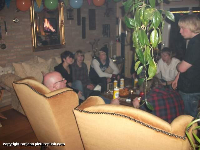 Verjaardag Niels en Yannick 05-03-11 (01) Niels en Yannick vieren verjaardag hier 05-03-11