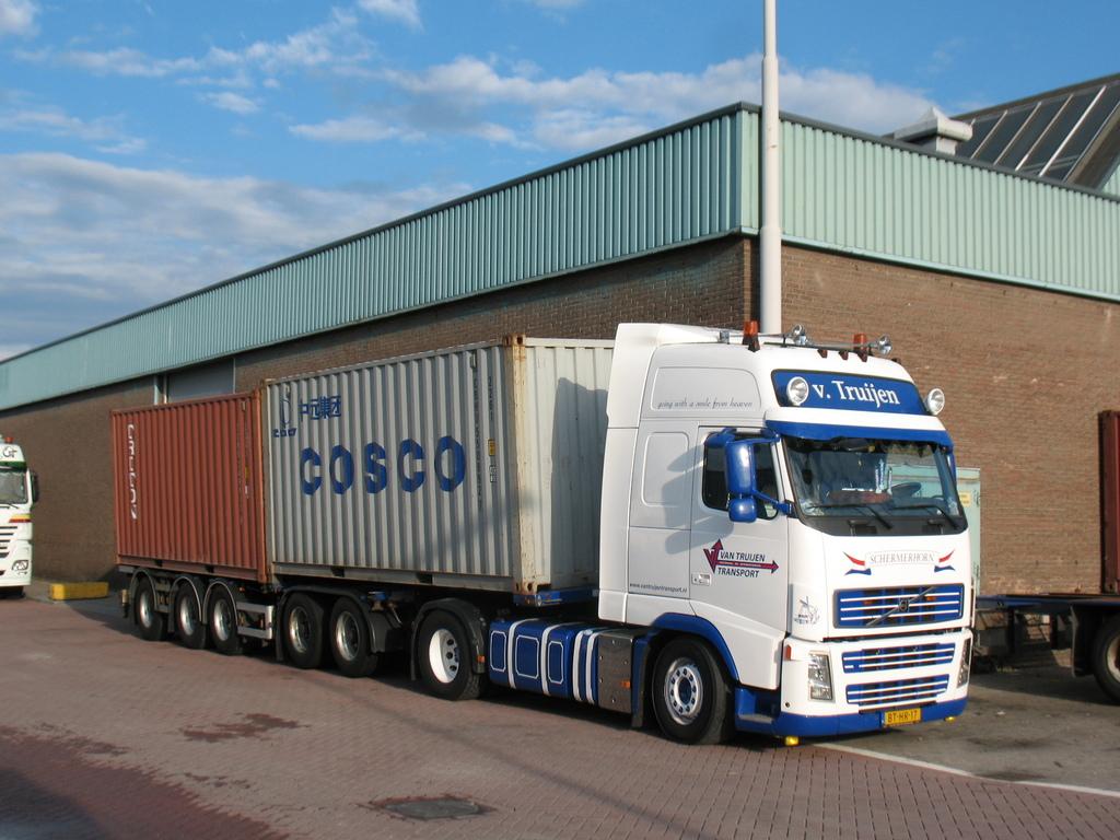 Volvo FH Van Truijen -