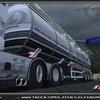TSL™ MAN TGX + Food Tanker 11 - TSL™ MAN TGX + Food Tanker