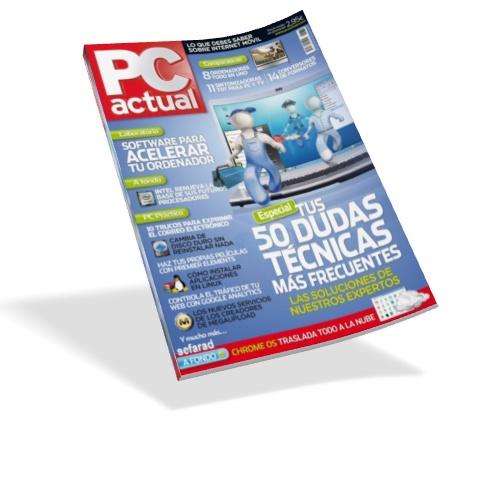 Pc Actual Tus 50 Dudas Tecnicas Mas Frecuentes Febrero 2011