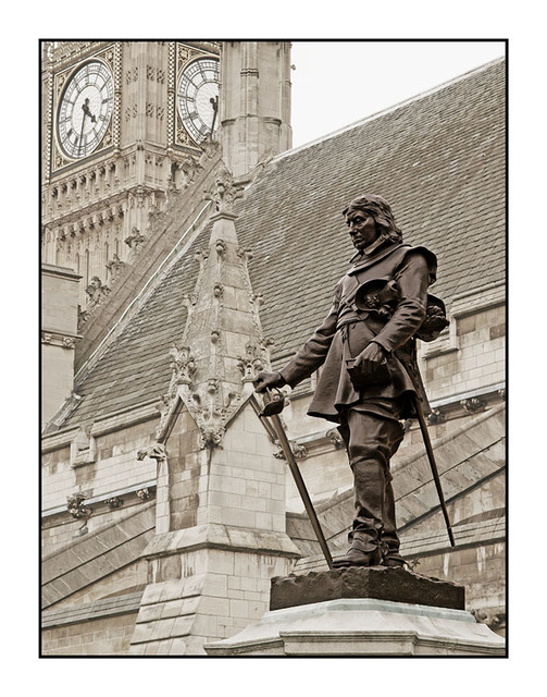 Oliver Cromwell  England and Wales