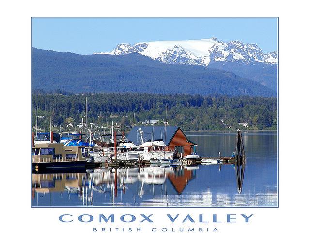 COURTENAY BC  Comox Valley