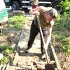 Tuin - Voortuin afgraven 23... - Voortuin afgraven 23-04-11