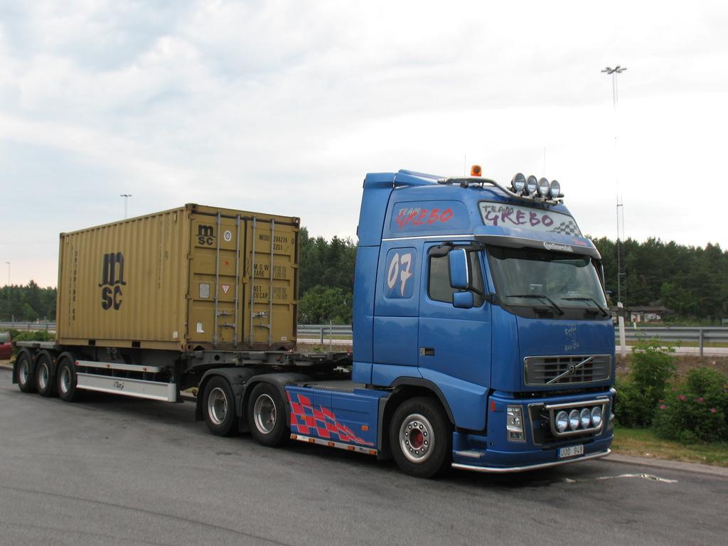 Volvo FH Grebo -