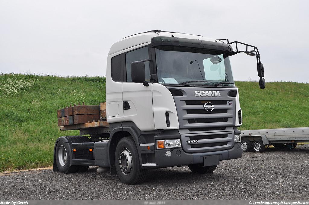Scania R470 RDW -