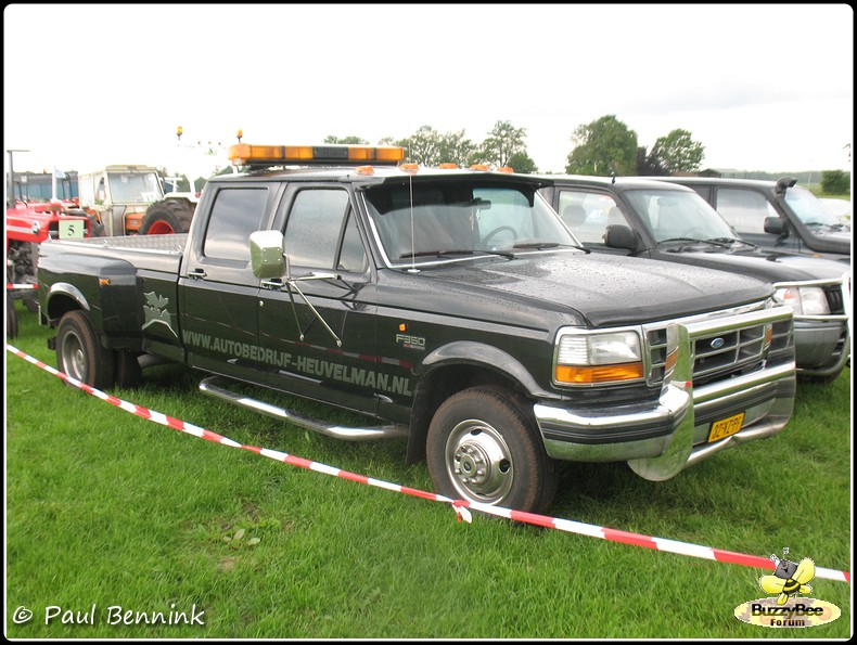 Ford F350-BorderMaker -