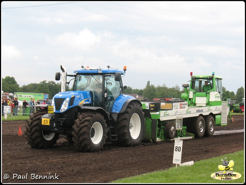 New Holland T7040 (tt-BorderMaker -