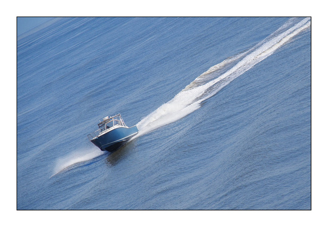 Quick Boat British Columbia Canada
