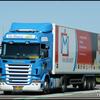 Weerd Transport de   BT-XV-60 - Scania 2011
