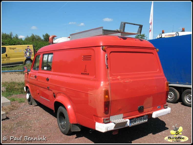 Ford Transit-BorderMaker -