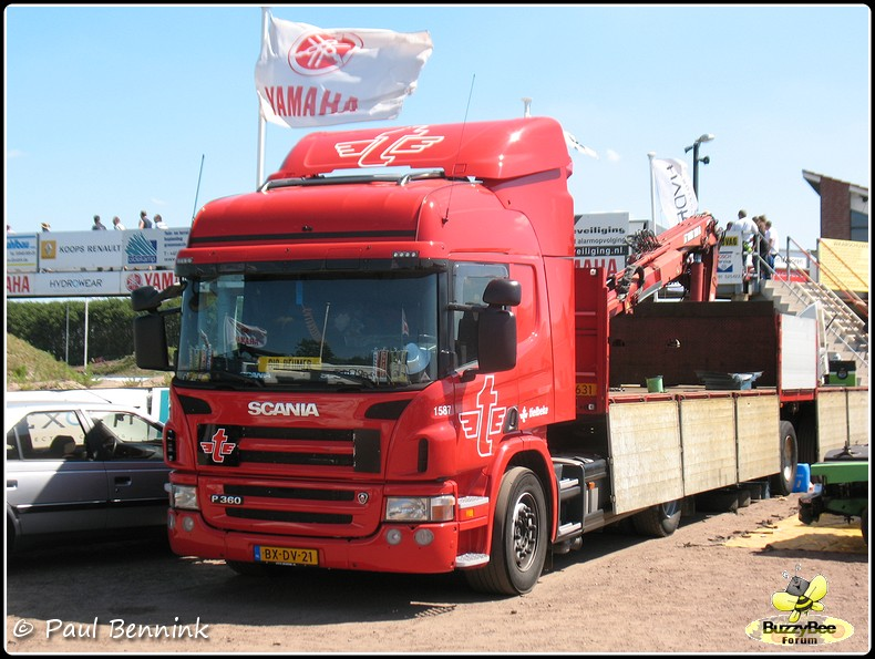 Scania P360 Tielbeke-BorderMaker -