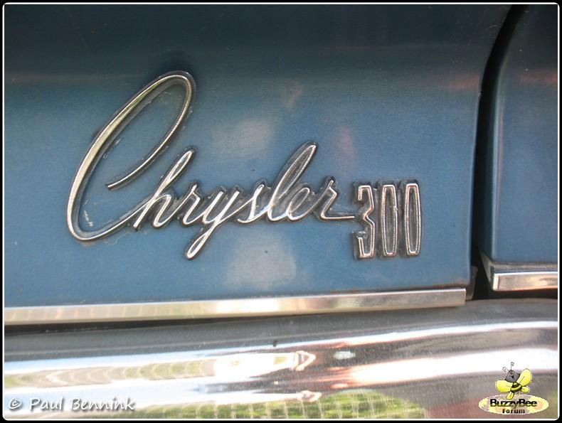 Chrysler 300-BorderMaker -